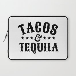Tacos & Tequila Laptop Sleeve
