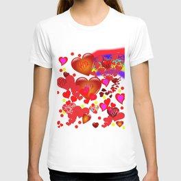 Infinity of love T-shirt