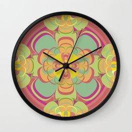 Mandala Libertad · Glojag Wall Clock