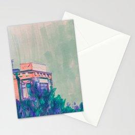 Oswald's house Stationery Cards