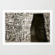 Hogar Art Print