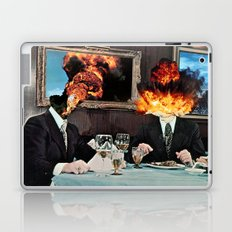 Every Act of Creation is First an Act of Destruction Laptop & iPad Skin