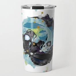 Dream Kois: Piscis Travel Mug