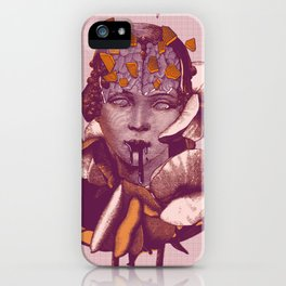Mythical evolution iPhone Case