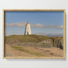Twr Bach Lighthouse Serving Tray