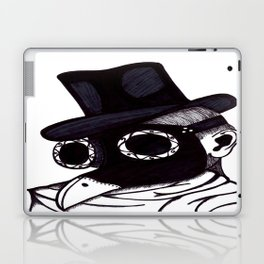Plague Doctor Laptop & iPad Skin