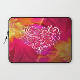 Ever More Heart Laptop Sleeve