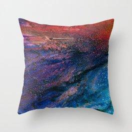Comet Throw Pillow