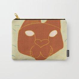 Gato Rojo Carry-All Pouch