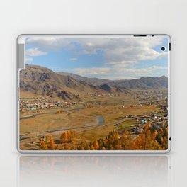 autumn Altai Mountains Laptop & iPad Skin