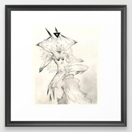 Envelop Framed Art Print