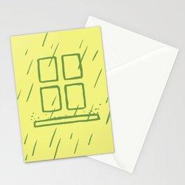 Casa de la lluvia Stationery Cards