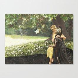 Hades & Persephone Canvas Print
