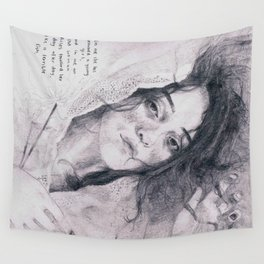 Drowning Sky Wall Tapestry