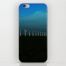 Windfarm iPhone Skin