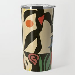Inspired to Matisse (vintage) Travel Mug