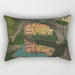 The River Rectangular Pillow
