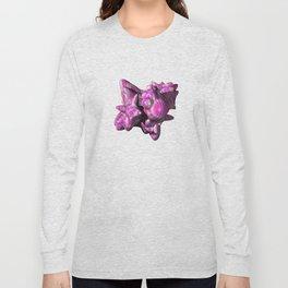 Morphing 3D Long Sleeve T-shirt