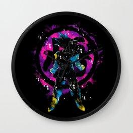 Almost a god Wall Clock