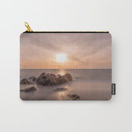 Hazy Sunset Carry-All Pouch