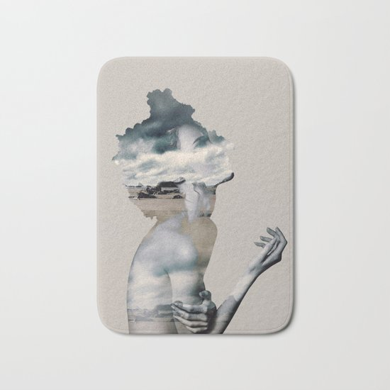Wild Nature Bath Mat