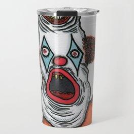 Mutant Clown Travel Mug