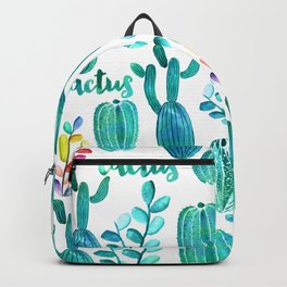 Cactus Green Backpack