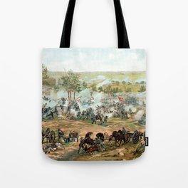 Battle Of Gettysburg -- American Civil War Tote Bag