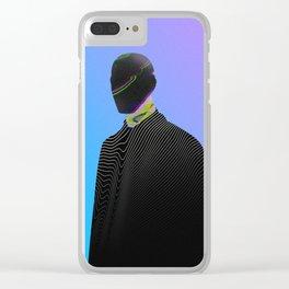 Ind4iv0idu4 Clear iPhone Case