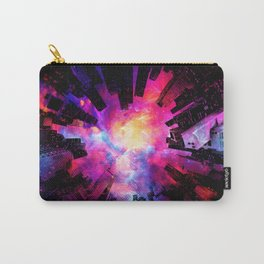 Abstract City Nebula Night Carry-All Pouch
