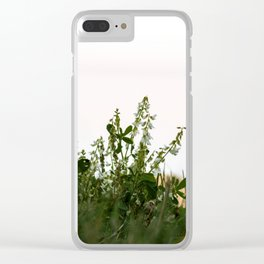 2017-09-22 Clear iPhone Case