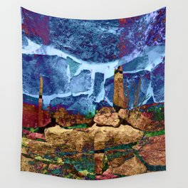 Desert Impressions 2 Wall Tapestry