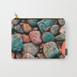 Pebbles of Isle of Skye Carry-All Pouch