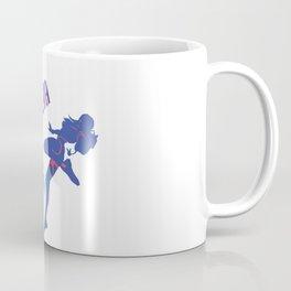 Don't be a leaver D. Va Coffee Mug