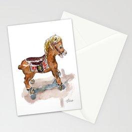 Maximilian - Vintage Carousel Horse Stationery Cards