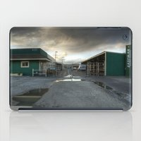 industrial iPad Cases featuring Industrial by Crystal Dodds-Donnelly