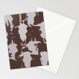 Cowskulls and Ladders Stationery Cards