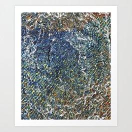 Dig BUL Art Print