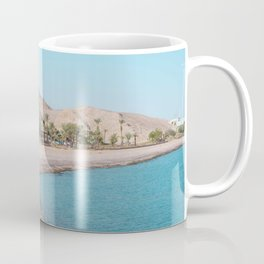 Eilat Beach Coffee Mug
