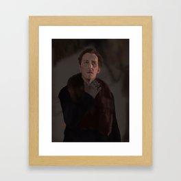 Van Helsing Framed Art Print