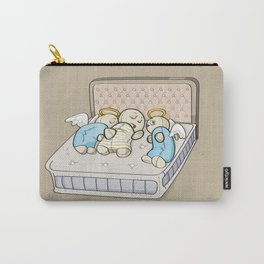 Sleep with angels Carry-All Pouch