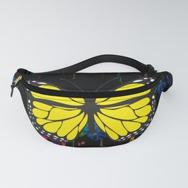 Happiness is like a butterfly Fanny Pack