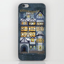 The Wolves Of Willoughby Chase iPhone Skin