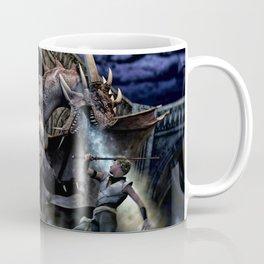 Dragon Fighter 2 Coffee Mug