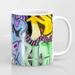 Graffiti is art. Coffee Mug