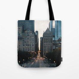 East Monroe Tote Bag