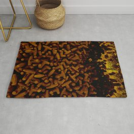 Cluster of Tetrapods (COLORS 1.3) Rug
