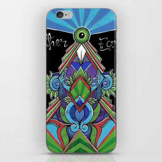 Mother Earth iPhone & iPod Skin