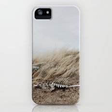 Winded Skeleton Slim Case iPhone (5, 5s)