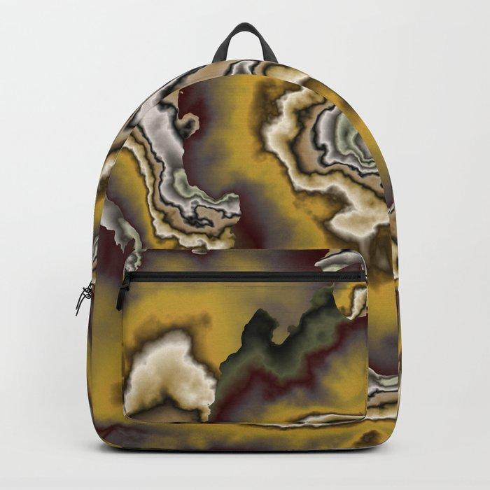 Turbulence in CMR 00 Backpack